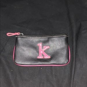 "Handbags - ""K"" coin purse"